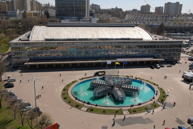 У Палаці спорту планують облаштувати госпіталь для хворих на COVID-19