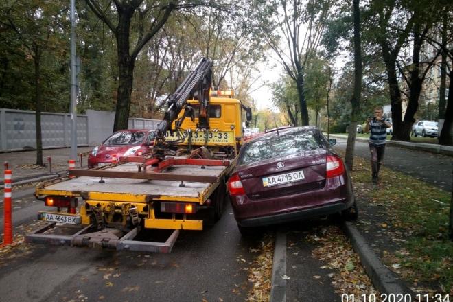 ТОП-3 причини, через які ваші авто може забрати евакуатор