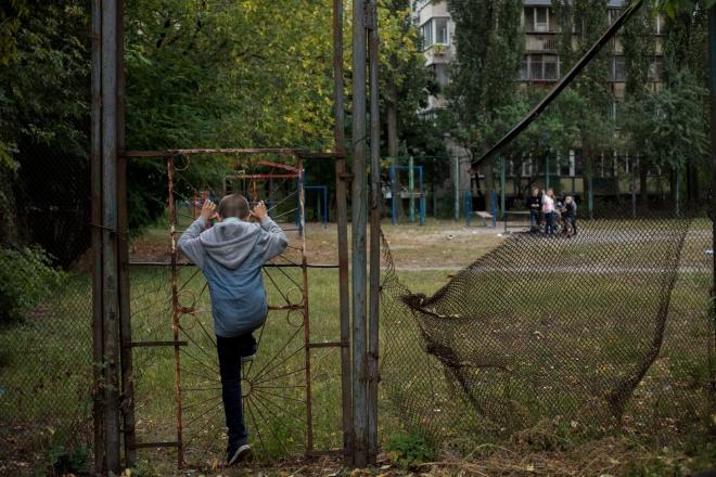 Стан майданчиків на Лісовому масиві загрожує життю дітей – Олексій Бусаєв