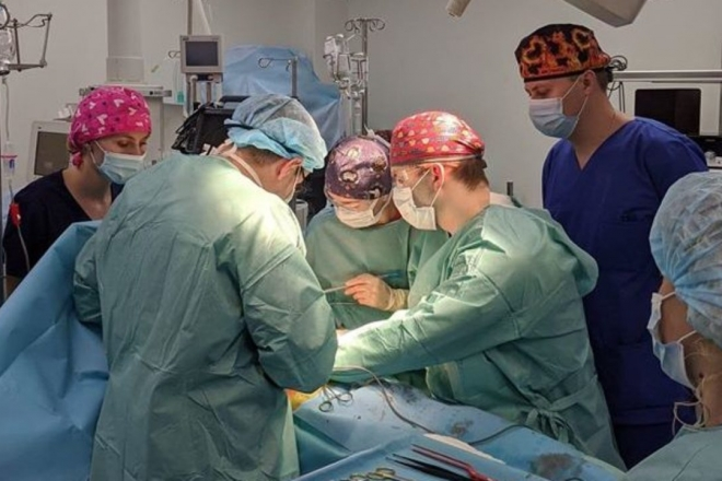 Зробити операцію та побачити Дніпро. Міська влада планує розвивати медичний туризм