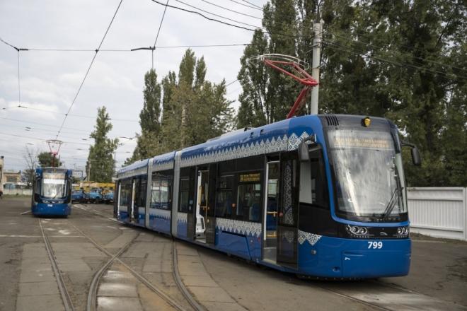 Перемога дня. На лівобережний маршрут № 28 вийдуть два сучасних трамваї PESA