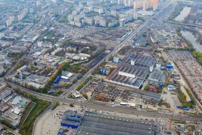 Оновлення промзон: нове житло, сквери та діловий центр на Теличці
