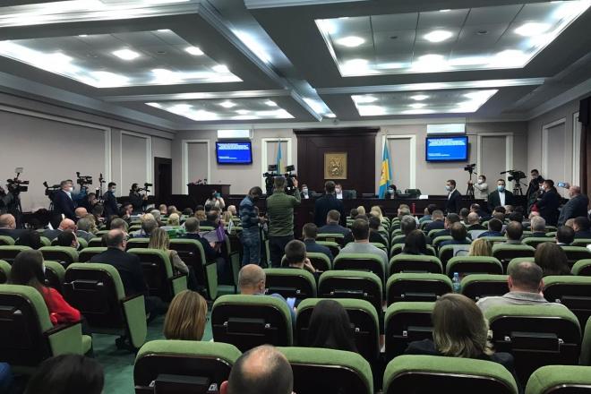 Київоблрада збереться на чергове засідання 9 вересня