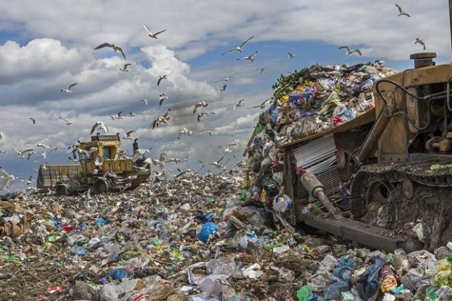 У Чорнобилі модернізують сміттєвий полігон і запровадять сортування відходів
