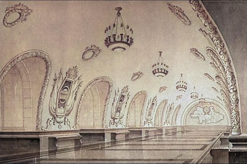 Відкриття Київського метрополітену — історія київської підземки — станція Вокзальна — станція Університет — станція Хрещатик — станція Арсенальна — станція Дніпро