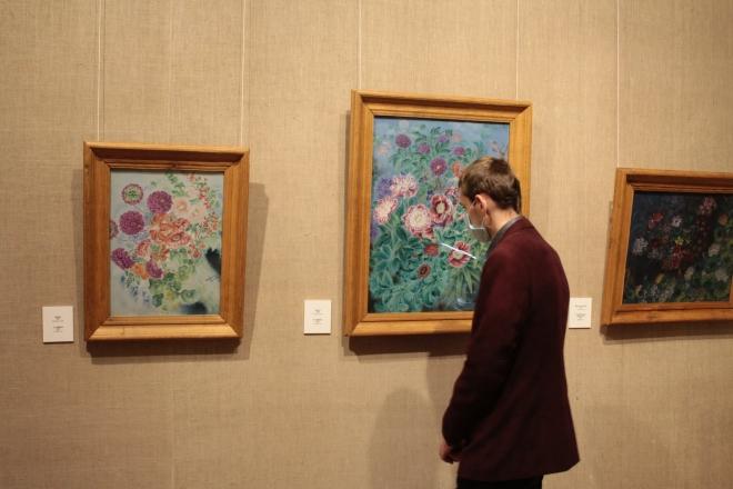 Листи, картини, доповнена реальність. Відкрилась музейна виставка до ювілею Катерини Білокур