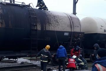 Чоловіка вдарило струмом на залізниці у Бучі