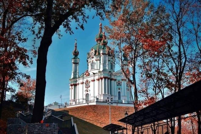 Сходами Андріївської церкви можна буде користуватись у певні дні