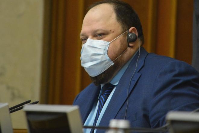 Коронавірус у Раді: перший віце-спікер Стефанчук також захворів