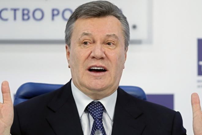 Київський суд скасував рішення про заочний арешт Януковича по справі Майдану