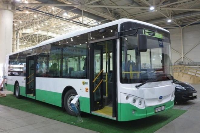 В Україні весь громадський транспорт замінять електричним