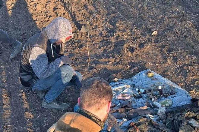 """Усі затримані учасники ДРГ """"Бергмана"""" постануть перед українським судом"""