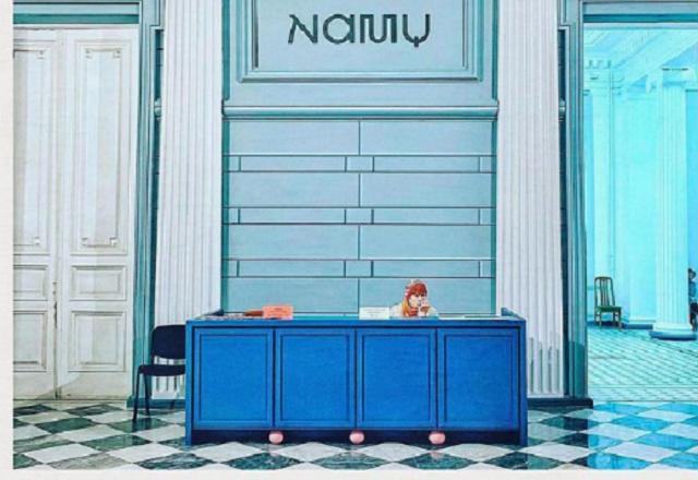 Австралійський дизайнер візуалізував афішу для NAMU
