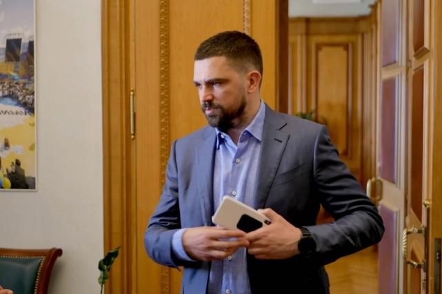 Сергія Трофімова звільнено з посади першого заступника керівника ОП
