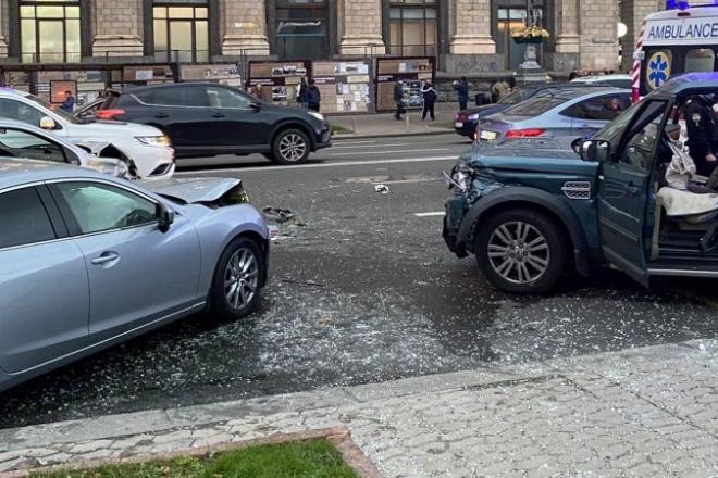 Смертельна ДТП на Хрещатику: Як припинити розгін авто, якщо раптово стало погано