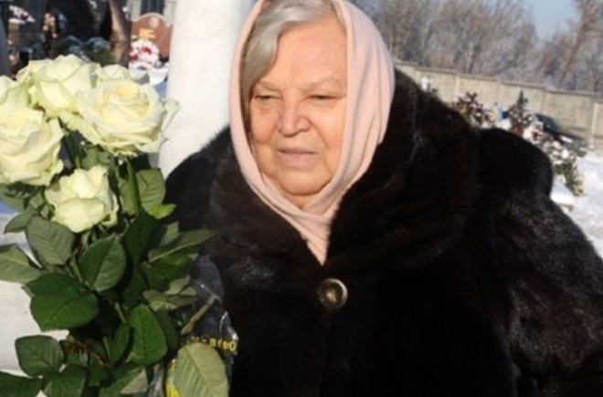 Померла Аделаїда Лобановська – дружина легендарного тренера