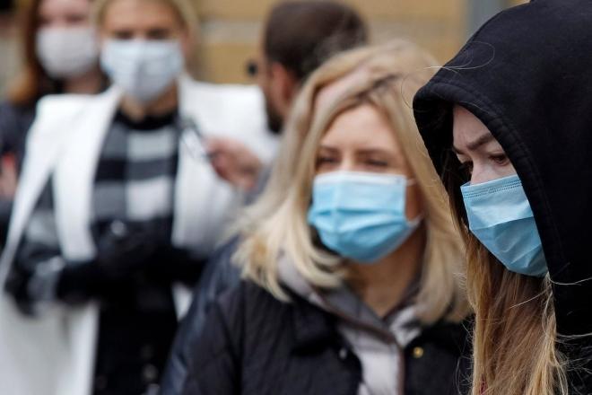 Понад 1300 штрафів за маски. Карантин вихідного дня дає результати
