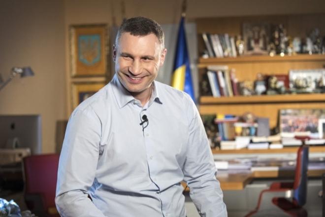 Кава з Кличком. Спілкування з мером Києва виставили на аукціон