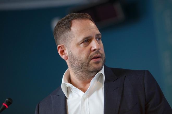 Голова Офісу президента Андрій Єрмак поборов коронавірус