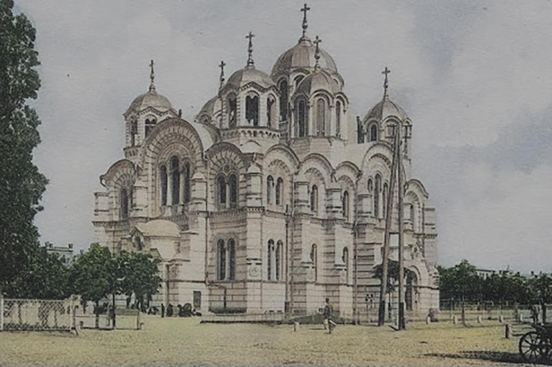 Варварин день — День святої Варвари — ворожіння на Варварин день — Михайлівський собор — Володимирський собор — мощі Святої Варвари