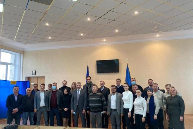 Фастівську райраду очолив депутат від «Європейської Солідарності»