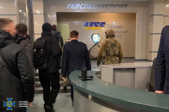 Державна зрада на 100 млн долл. В «Укрспецекспорті» та «Укроборонпромі» – обшуки