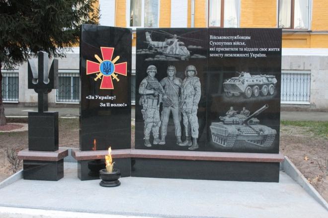 Зеленський-танкіст на пам'ятнику бійцям – ЗСУ прокоментували скандал