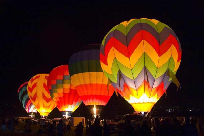 На ВДНГ відбудеться фестиваль повітряних куль