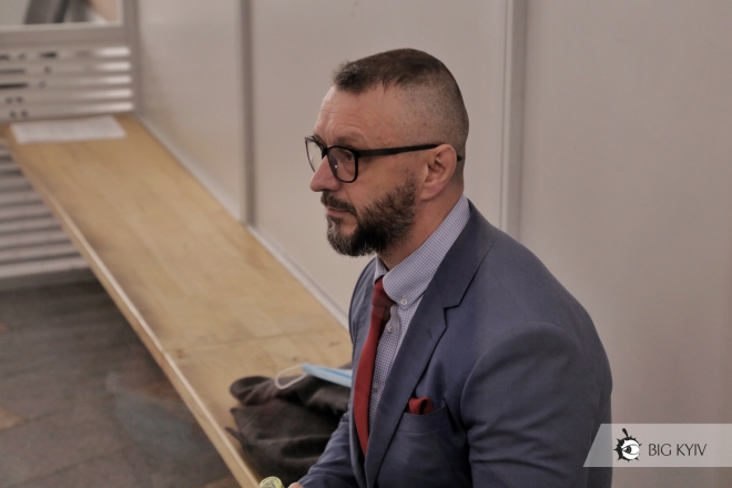 Рік за ґратами: сьогодні суд розгляне апеляцію на арешт Антоненка