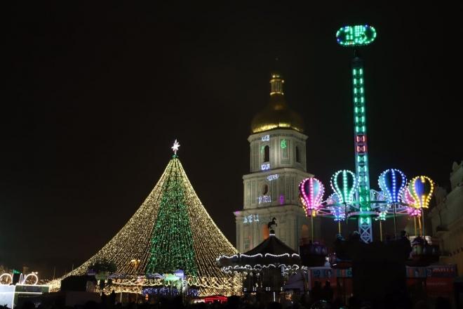 Закриття новорічних локацій Києва – за яких умов дозволять працювати