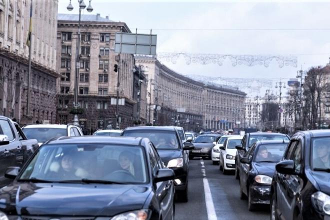 Топ найпопулярніших автомобілів на ринку столиці