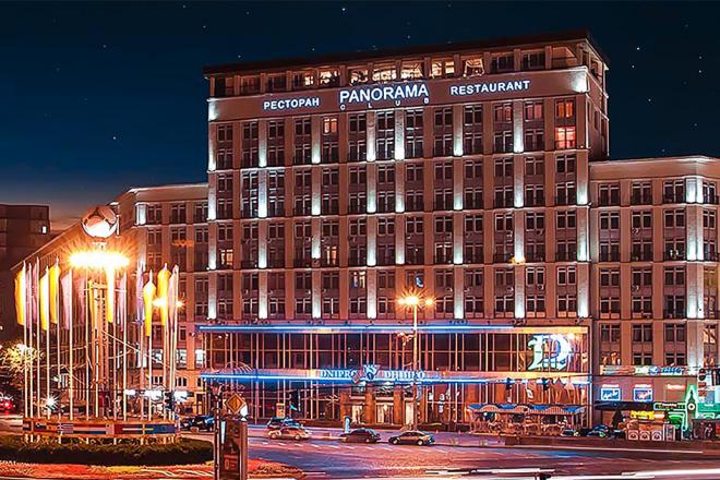 """Столичний готель """"Дніпро"""" має намір створити """"Dnipro Casino"""""""