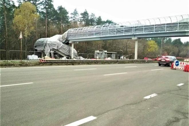 У Києві відновили пішохідний міст, який не ремонтувався 36 років