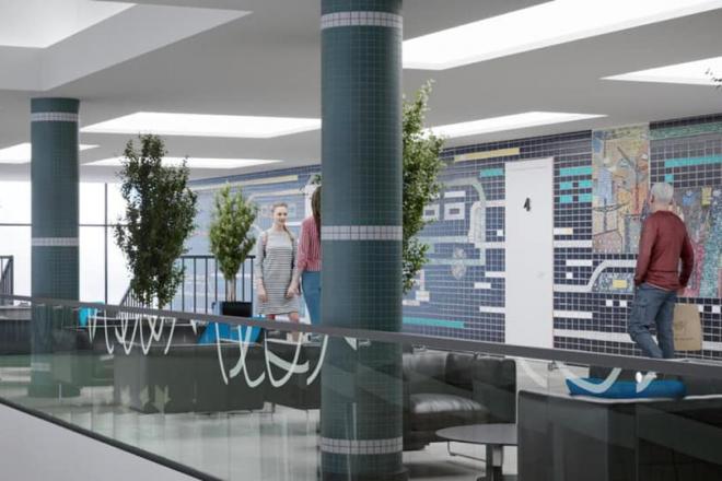 На центральному автовокзалі після реконструкції з'явиться готель (ФОТО)