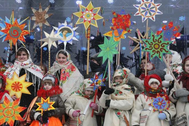 Нова радість стала. Україна святкує Різдво Христове