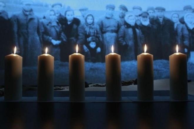 """""""Ми, українці, розуміємо скорботу євреїв як свою власну"""" – Порошенко вшанував пам'ять жертв Голокосту"""