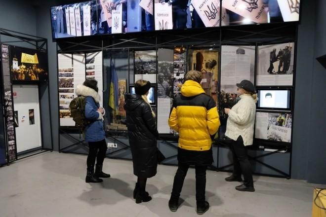 Безкоштовні екскурсії місцями Революції Гідності у лютому – розклад