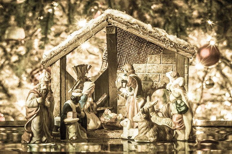 Різдво — традиції святкування Різдва — Різдво в старому Києві — Святки — Вертеп