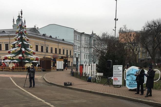 731 хворий і 19 померлих – результат пандемії у Києві за добу