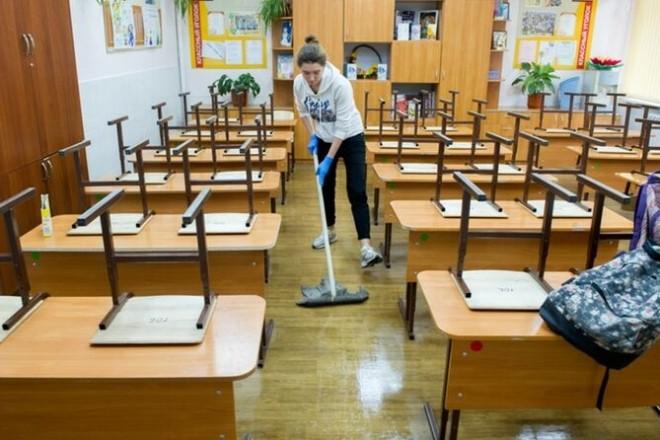 А тебе змушували прибирати у школі? Відповідь на вічне питання