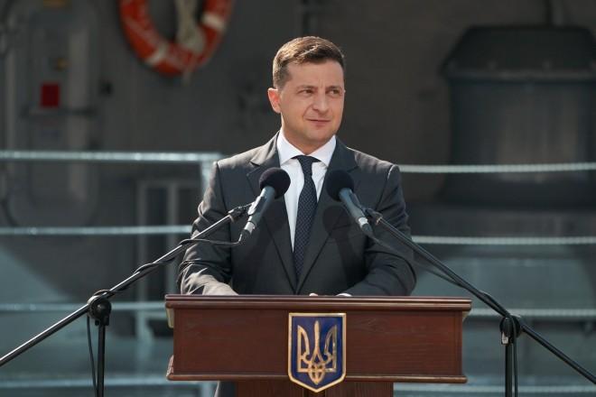 Наймолодший президент: Володимир Зеленський святкує День народження