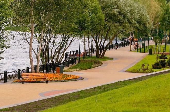 Гольфпарк та парк-набережна: які зони відпочинку з'являться в Києві