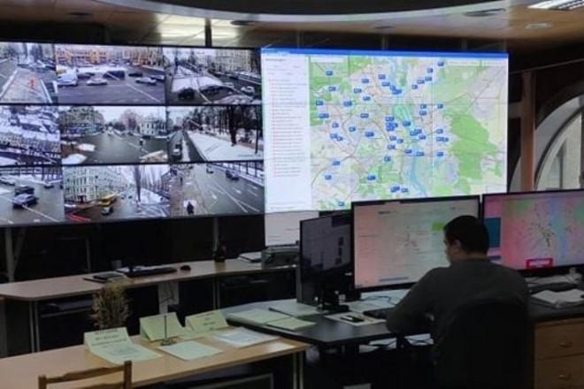 Київські світлофори мають кілька режимів роботи за день