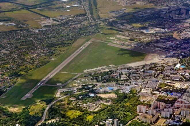 Аеропорт «Київ» стане більшим та прийматиме великі літаки