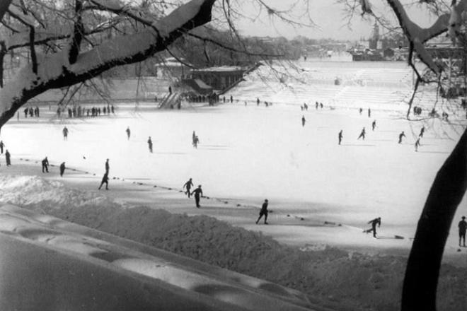 Як кияни катались на ковзанах сто років тому – 10 фактів