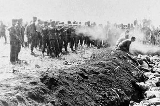 Сьогодні відзначають День пам'яті жертв Голокосту