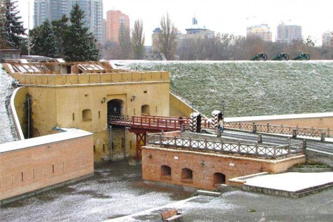 Київська фортеця запрошує на віртуальну прогулянку музеєм