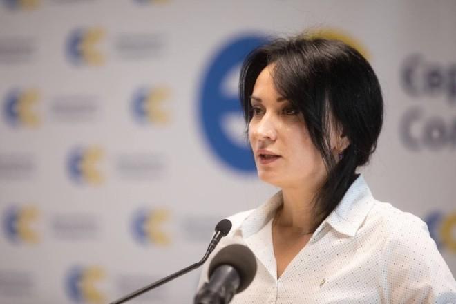 """Партія """"ЄС"""" висунула Марусю Звіробій на довибори у Раду"""