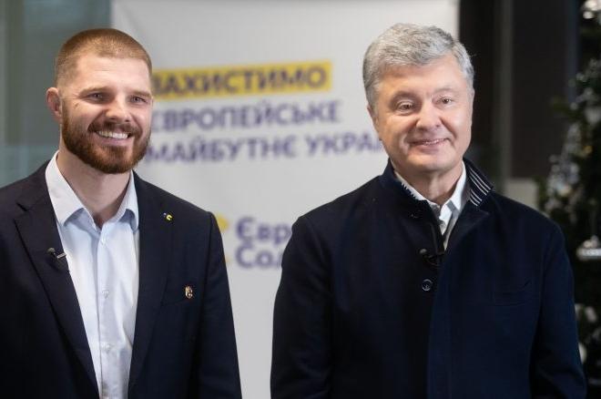 Володимир Борисенко переміг на виборах мера Борисполя. Його вже привітав Порошенко