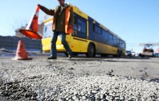 На Березняках автобус збив людину прямо на зебрі
